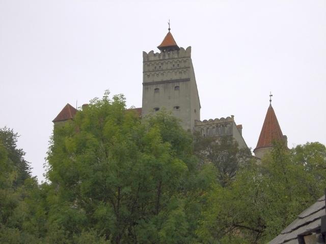 Travel to Romania Dracula Castle