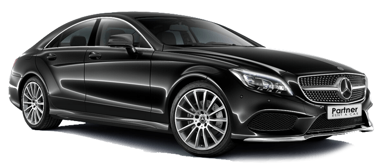 inchirieri Mercedes CLS cut out