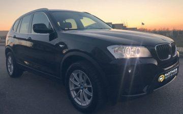 BMW X3, 2.0d, AUTOMAT, 4x4