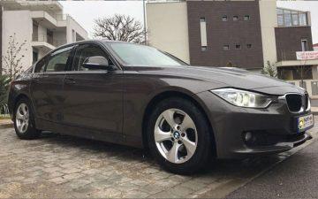 BMW 320d, AUTOMAT