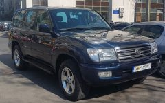 Toyota LAND CRUISER 100, 4.2 TDI, AUTOMAT, 4x4, 7 locuri